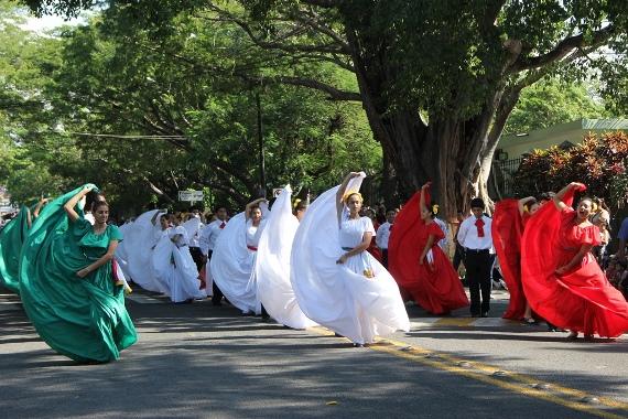 Listo Operativo de Tránsito y Vialidad para Desfile Cívico-Deportivo