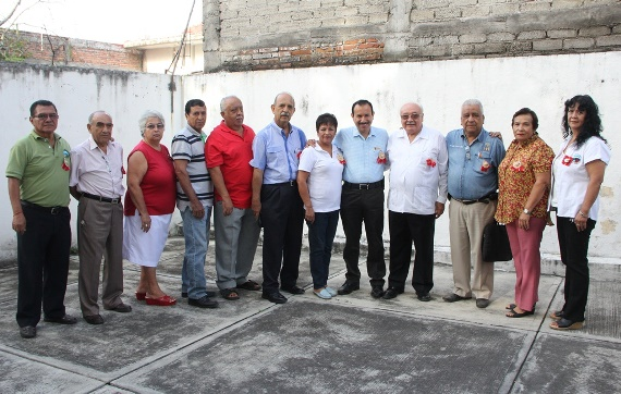 Federico Rangel Lozano Manifiesta Respaldo a la Asociación de Jubilados y Pensionados del Estado
