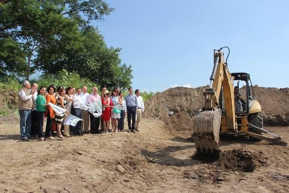 Ayuntamiento de Colima Inicia Construcción de Salón de Actividades Culturales Múltiples