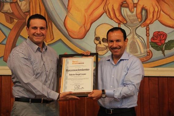 SNTE 6 Reconoce Respaldo y Compromiso del Alcalde Federico Rangel con la Educación